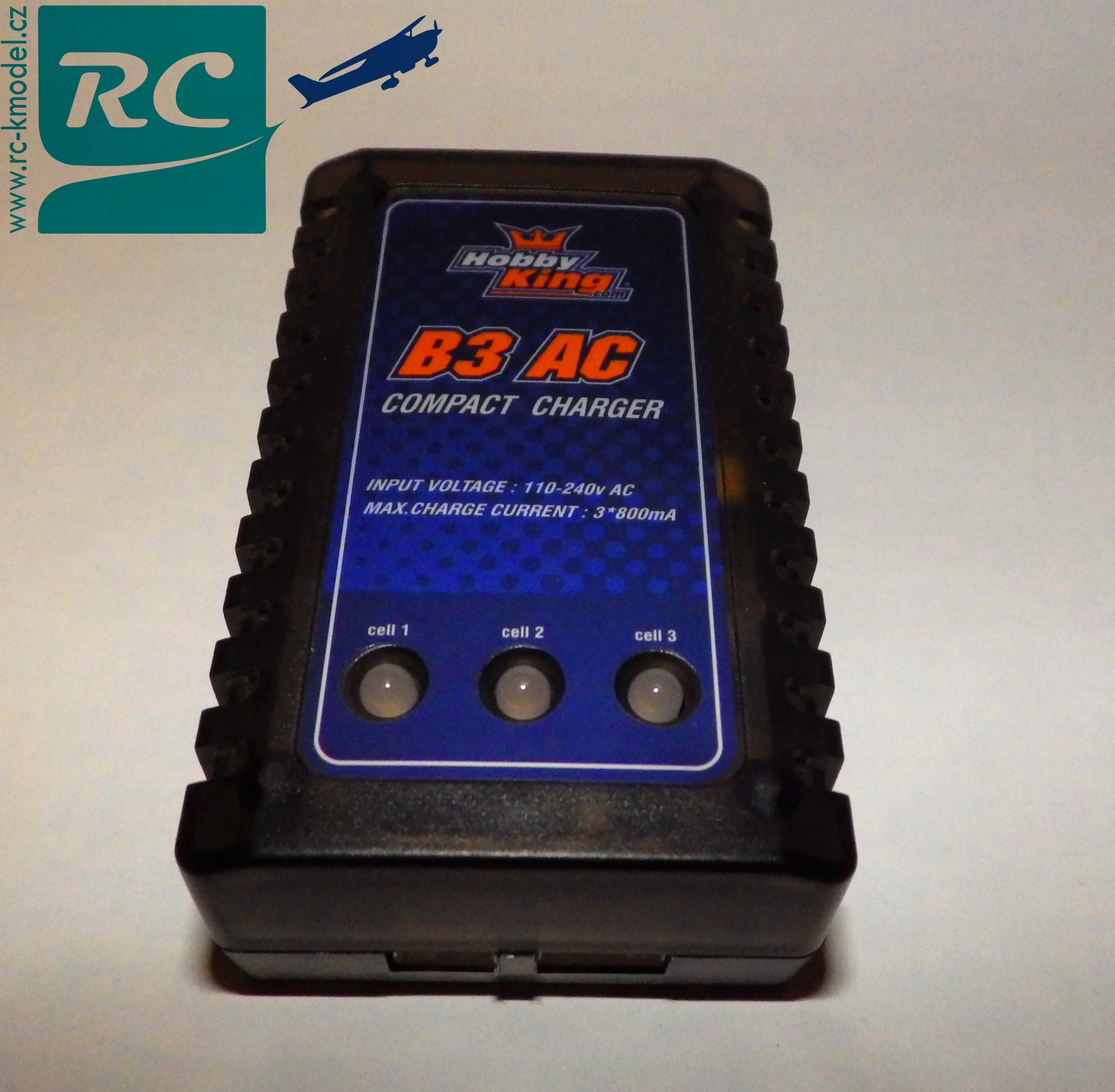 HobbyKing B3AC Compact Charger