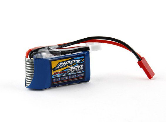Baterie ZIPPY Flightmax 350mAh 2S 20C