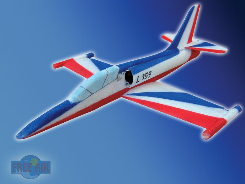 RC model L-159 Alca EDF 64