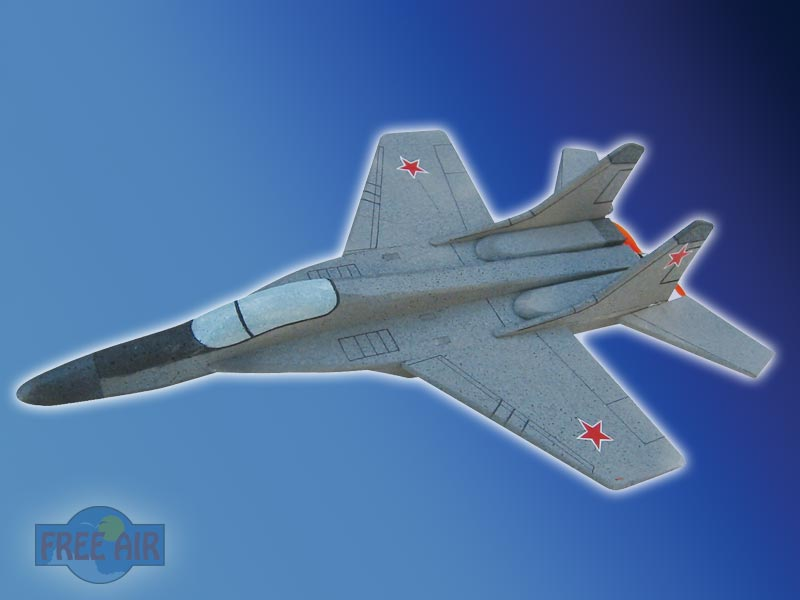 RC model Mig-29 Fulcrum